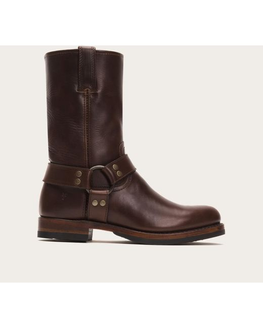 Frye | Brown John Addison Harness for Men | Lyst