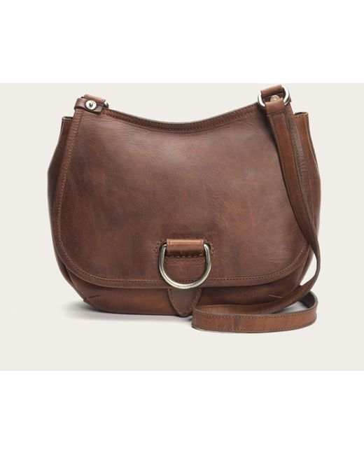 Frye | Brown Amy Crossbody | Lyst