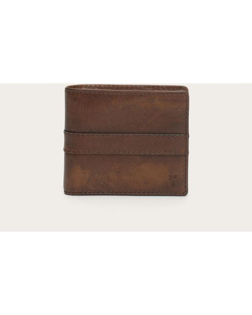Frye | Brown Oliver Billfold for Men | Lyst
