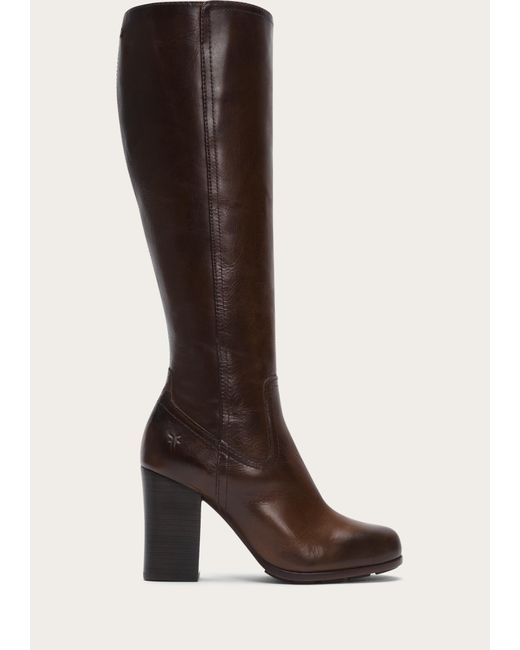 Frye | Brown Parker Tall | Lyst