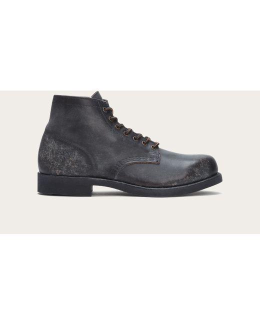 Frye | Black Prison Boot for Men | Lyst