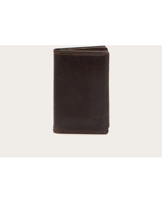 Frye - Brown Logan Wallet Small for Men - Lyst