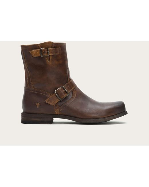 Frye | Brown Smith Engineer for Men | Lyst