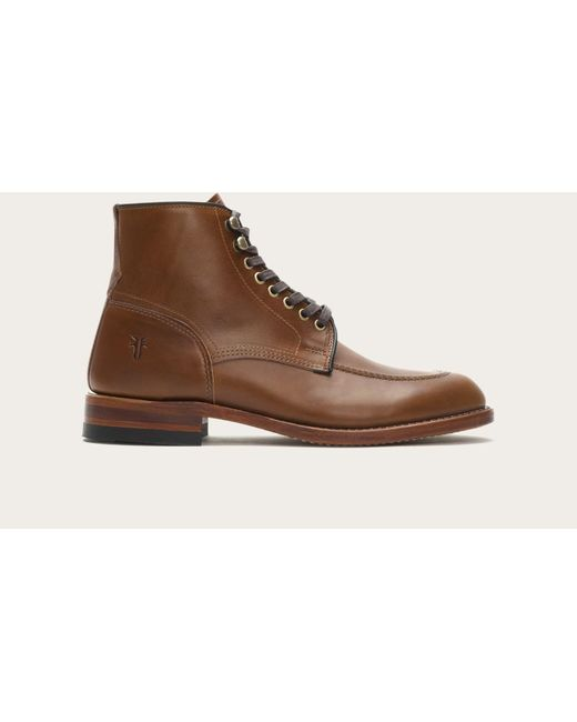 Frye | Brown Walter Lace Up for Men | Lyst