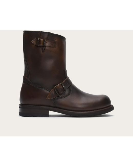 Frye | Brown Sutton Engineer for Men | Lyst