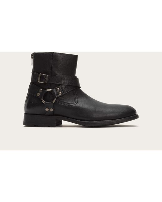 Frye | Black Ethan Harness for Men | Lyst