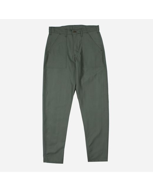 Stan Ray Green 1300 Slim Fatigue Pants for men