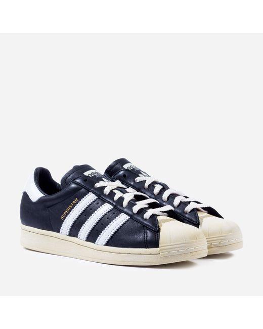 Adidas Originals Black Superstar for men