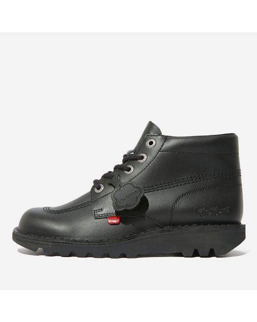 Kickers Black Kick Hi Boot for men