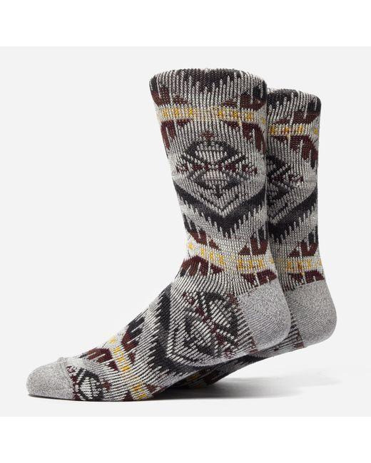 Anonymous Ism | Gray Wigwam 85 Socks for Men | Lyst