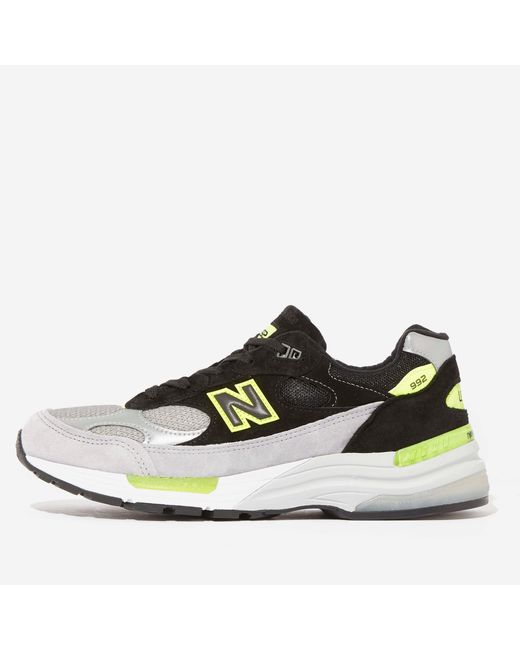 New Balance Gray 992 'made In Usa' for men