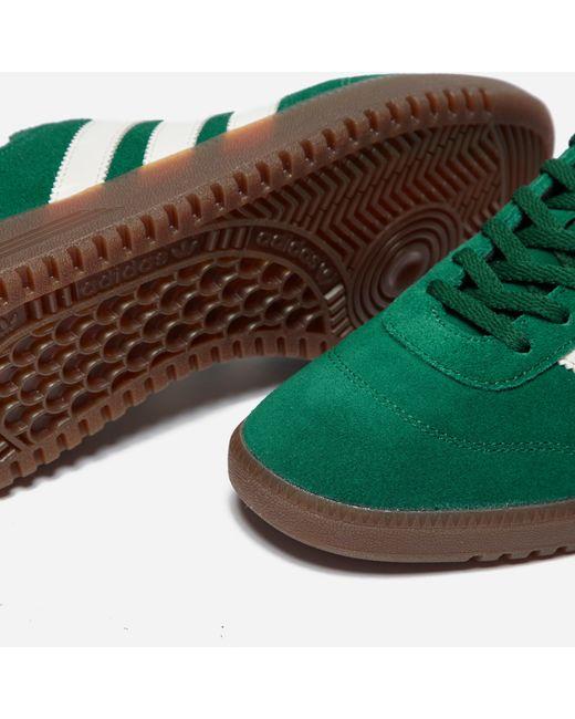 lyst adidas originali adidas originali intack spzl in verde