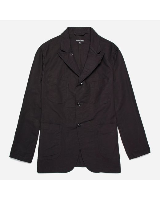 Engineered Garments | Black Bedford Jacket - Cotton Double Cloth | Lyst