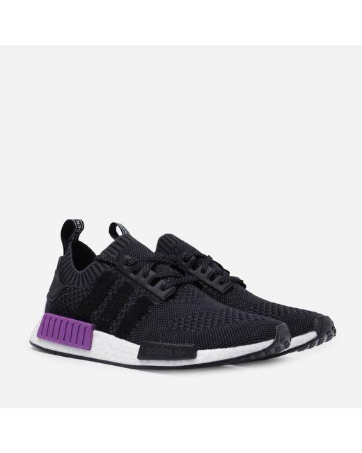 5346553f6 Adidas Originals - Black Nmd R1 Pk for Men - Lyst ...