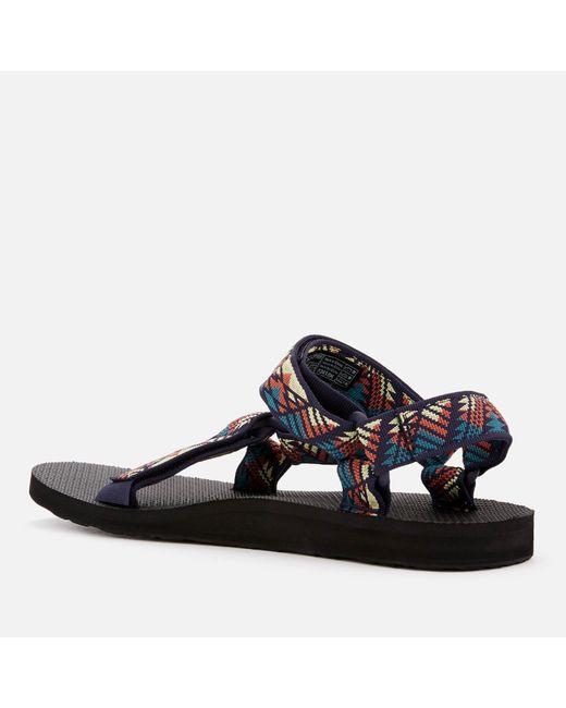44fde4eb0c71 ... Teva - Multicolor Original Universal Sandals for Men - Lyst ...