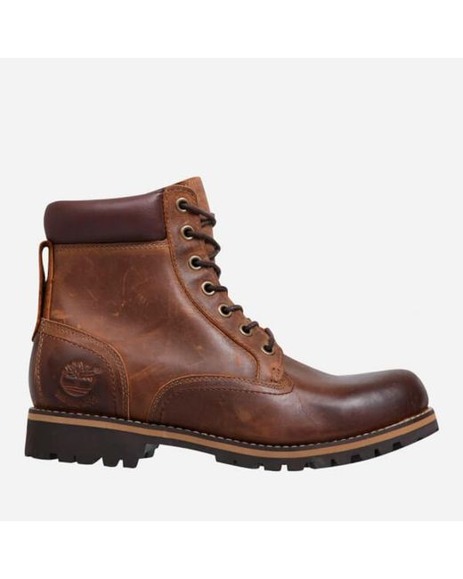 Timberland | Brown Earthkeepers Rugged Waterproof Boots for Men | Lyst