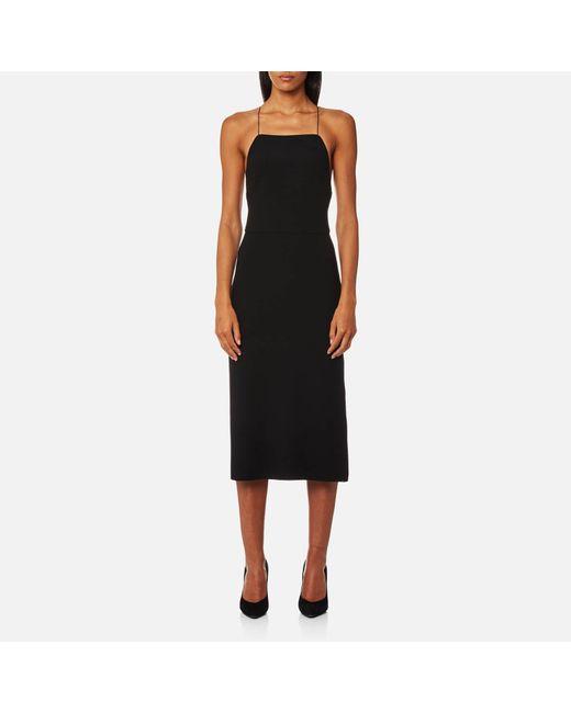 Bec & Bridge - Black Women's Luxul Tie Dress - Lyst
