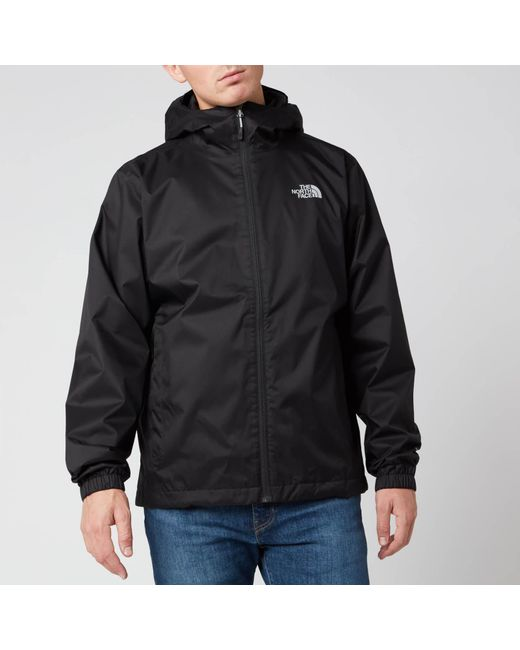 The North Face Black Quest Jacket for men