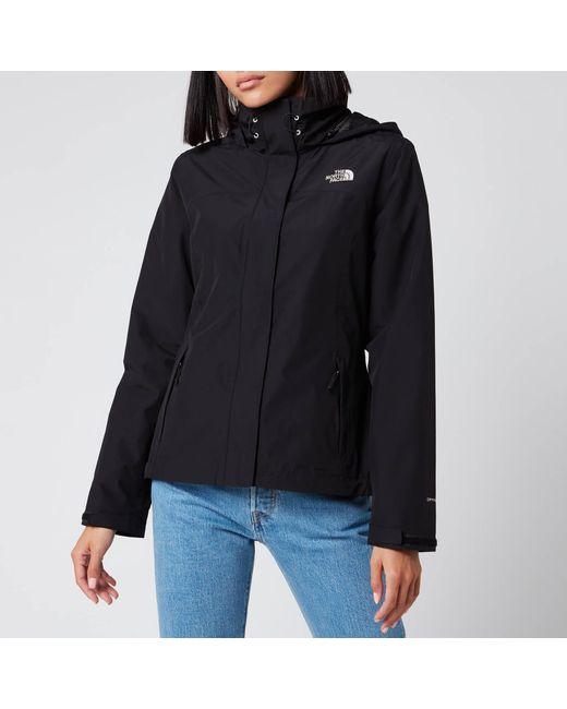 The North Face Black Sangro Jacket