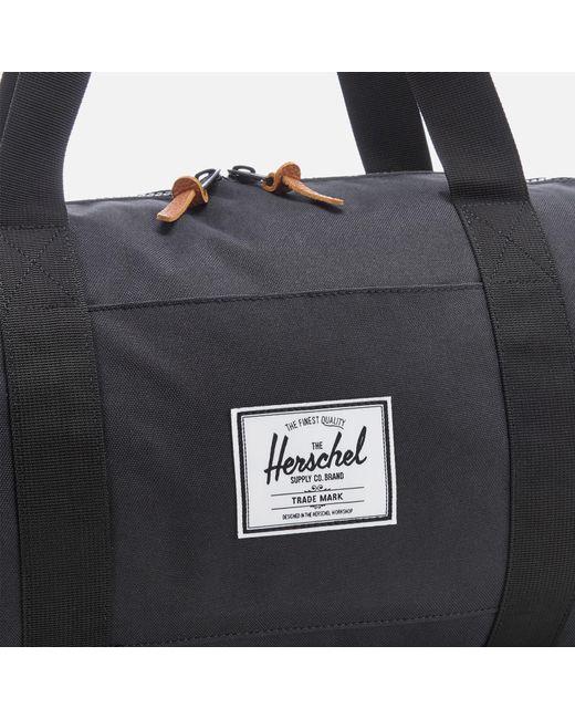 202c7b04d120 ... Herschel Supply Co. - Black Sutton Duffle