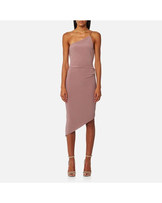 Bec & Bridge - Pink Women's Luxul Adymm Dress - Lyst