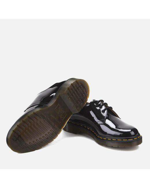 Dr Martens Shoes Core  Black Patent