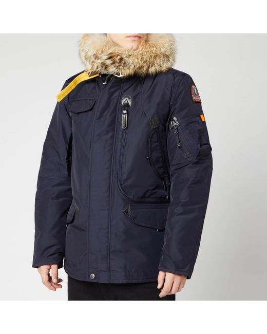 Parajumpers Blue Right Hand Jacket for men