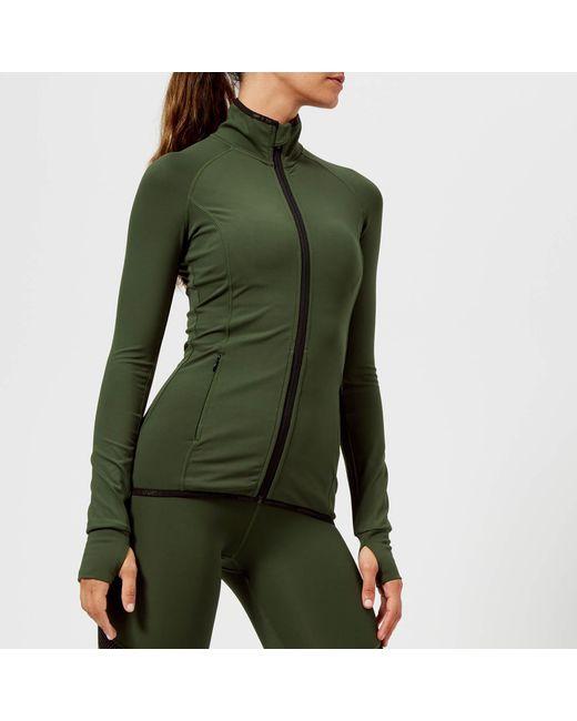 Superdry - Green Track Jacket - Lyst