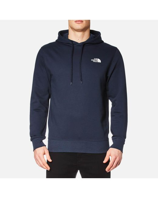 The North Face - Blue Drew Peak Pullover Seasonal Light Hoody for Men - Lyst