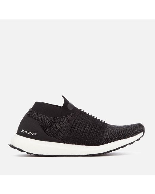 eb821b1aaa3 Lyst - adidas Ultraboost Laceless Trainers in Black - Save 35%