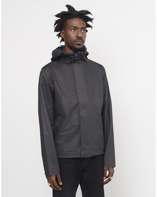 Hunter | Original Windcheater Black for Men | Lyst