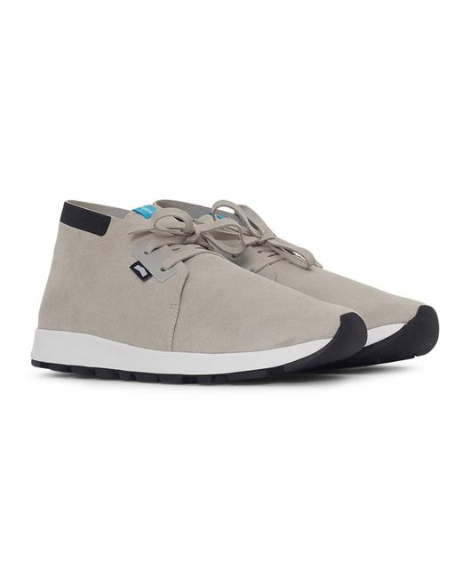 Native Shoes - Gray Ap Chukka Hydro Boot Grey for Men - Lyst