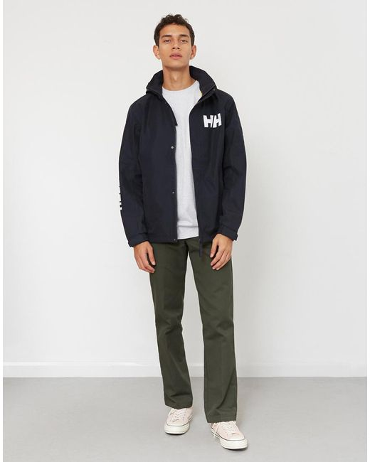 Helly Hansen - Blue Crew Jacket Navy for Men - Lyst