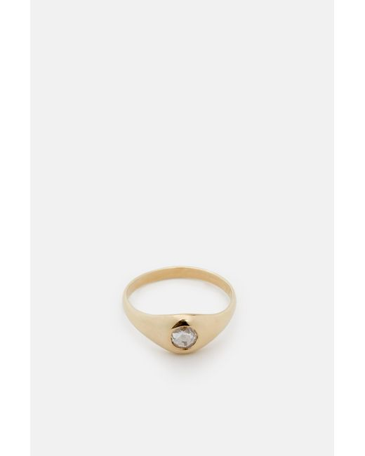 J. Hannah - Multicolor Diamond Demi Signet - Lyst