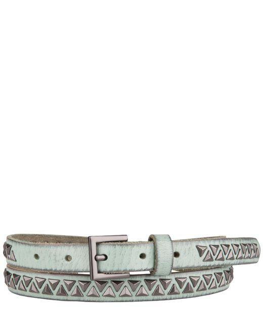 Cowboysbelt - Green Belt 209095 - Lyst