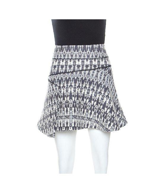 Derek Lam 10 Crosby Multicolor Knit Mini Skirt