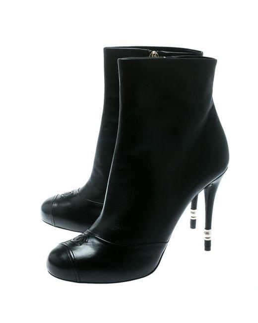 fff036412e Women's Black Leather