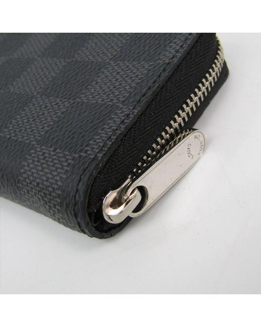 91884fbd7ae Men's Damier Graphite Canvas Vertical Zippy Coin Purse
