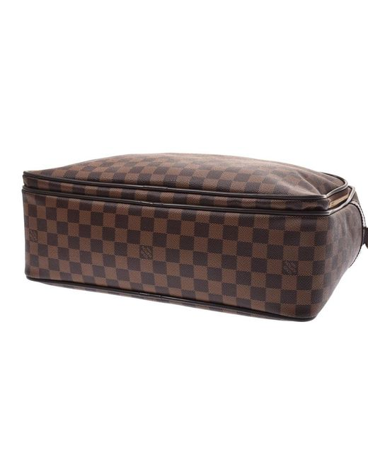 58e50932 Women's Brown Damier Ebene Canvas Icare Business Bag
