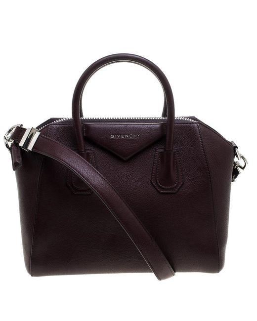 Givenchy - Multicolor Leather Small Antigona Satchel - Lyst
