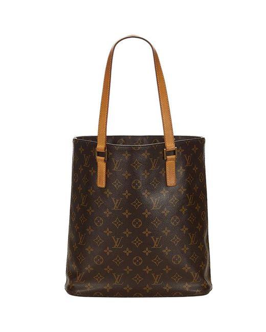 Louis Vuitton - Brown Monogram Canvas Vavin Gm Bag - Lyst
