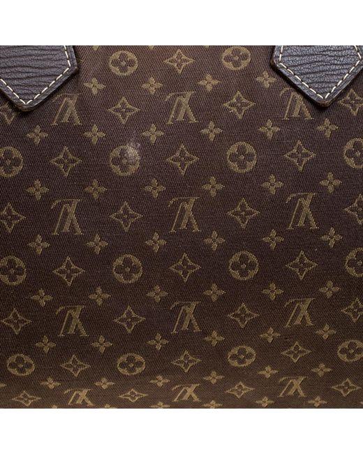 e1fa591a1ba6 ... Louis Vuitton - Brown Fasain Monogram Canvas Speedy 30 - Lyst ...