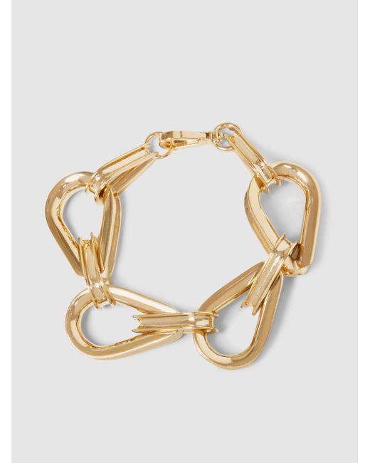 Annelise Michelson | Metallic Ellipse Chain Bracelet | Lyst