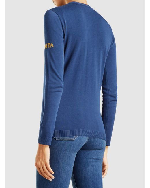 Comfortable Online Ciao Anita Pallenberg Knit Jumper Bella Freud Discount Comfortable Really Online Perfect Cheap Online ixbAwi