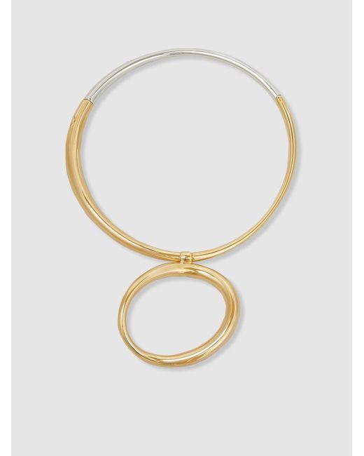Charlotte Chesnais - Metallic Koi Gold Vermeil Necklace - Lyst