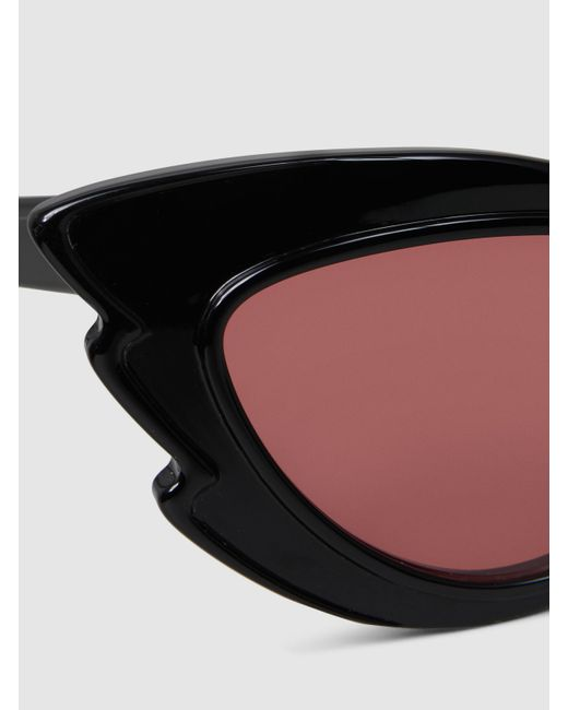 83a4819511 ... Pared Eyewear - Black Stargazers Cat-eye Acetate Sunglasses - Lyst ...
