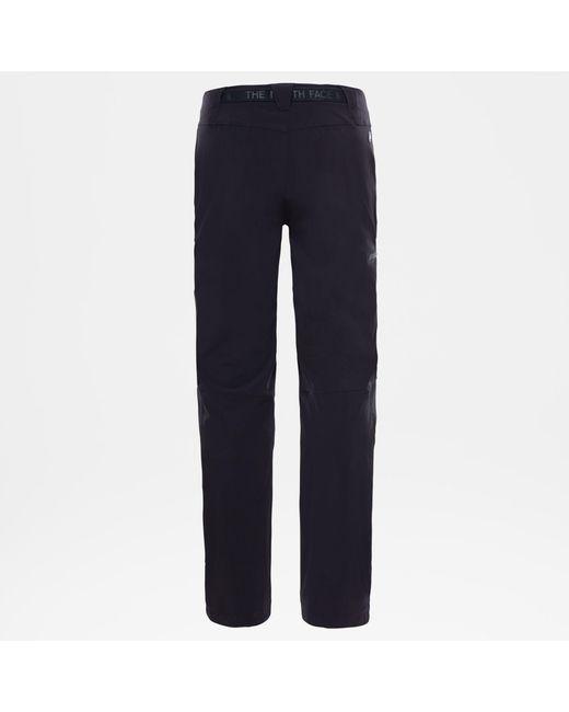 The North Face Pantalon Speedlight homme de coloris noir
