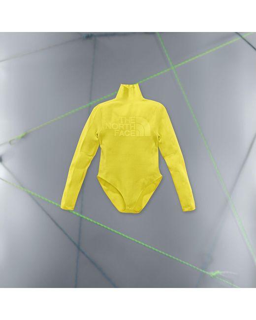 Body di The North Face in Yellow