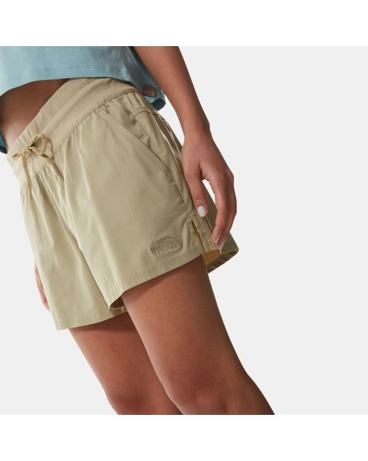 Shorts di The North Face in Natural