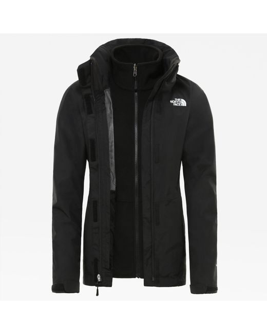 The North Face Black Women's Original Triclimate Jacket Tnf